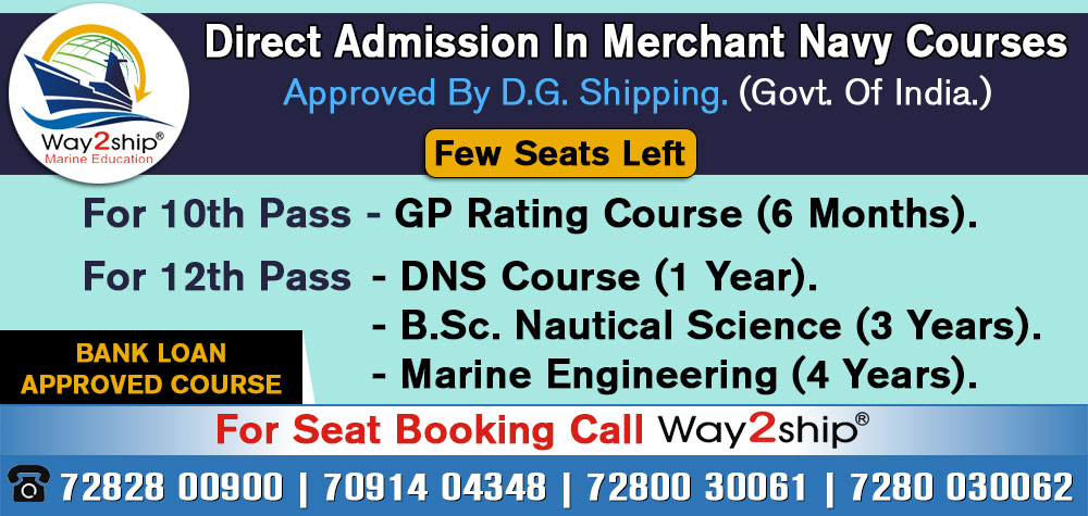 Gp rating courses in India. Gp rating courses details, Merchant navy Gp rating salary., DNS course Details, eto course duration.